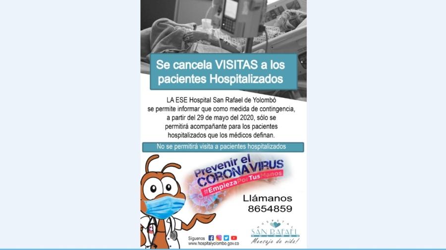 Cancelación de visita