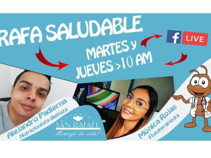 Rafa Saludable Post