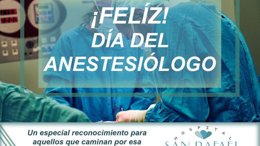 Anestesiólogo