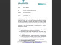 Circular 012 medidas de cuidado 2021