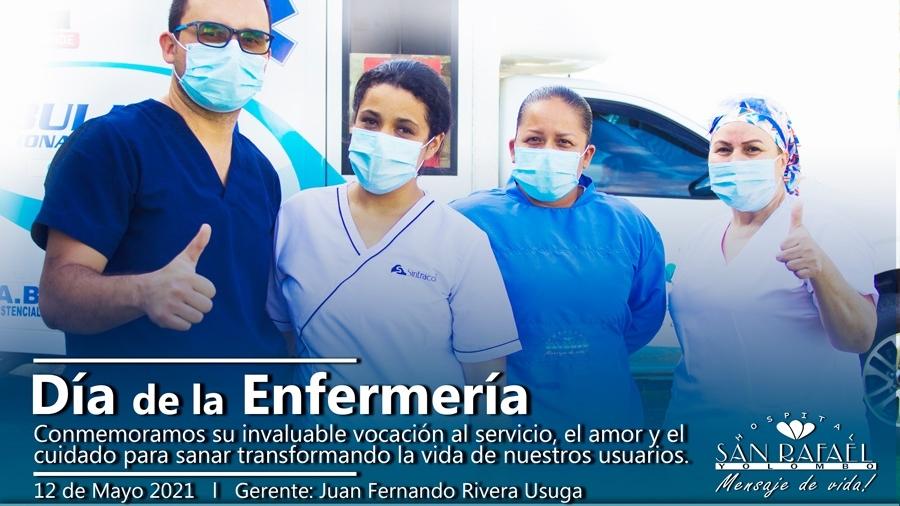 Foto destacada Día de la enfermería